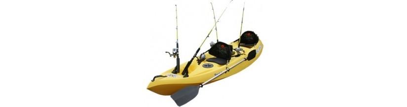 Kayaks de pesca: Los mejores productos en deportes acuáticos