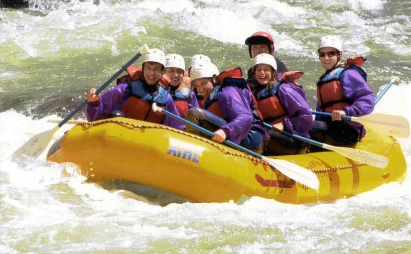 Elementos importantes a tomar en cuenta para hacer rafting